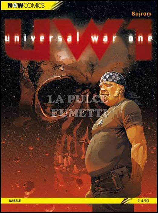 NOWCOMICS SCI-FI #     5 - UNIVERSAL WAR ONE 5: BABELE