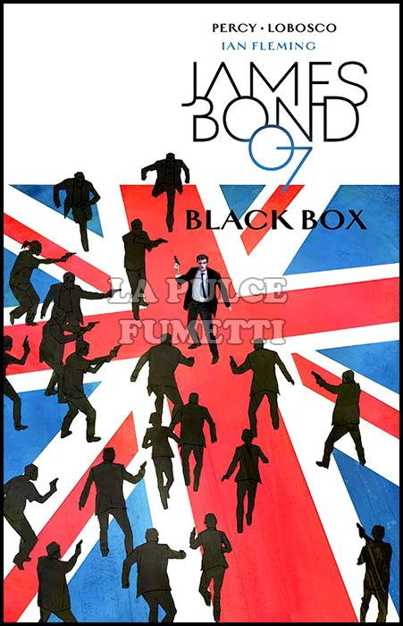 JAMES BOND 007 #     5: BLACK BOX