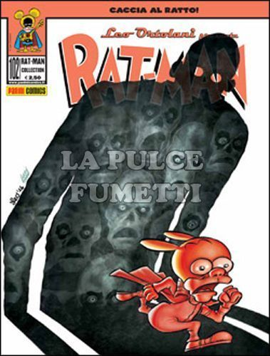 RAT-MAN COLLECTION #   102: CACCIA AL RATTO!