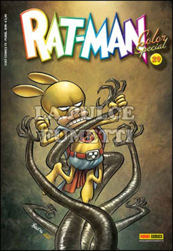 CULT COMICS #    75 - RAT-MAN COLOR SPECIAL 29