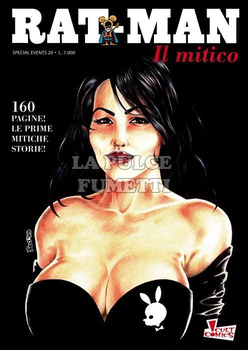 SPECIAL EVENTS #    20 RAT-MAN IL MITICO
