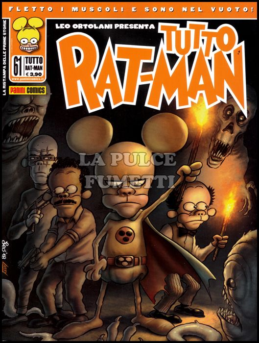 TUTTO RAT-MAN #    61