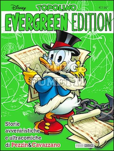 SPECIALE DISNEY #    73 - TOPOLINO EVERGREEN EDITION