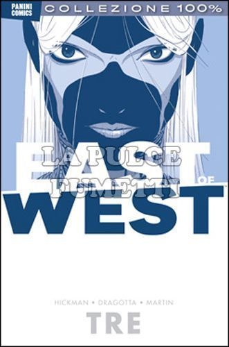100% PANINI COMICS - EAST OF WEST #     3