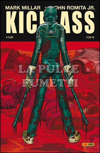 PANINI COMICS PRESENTA #    24 - KICK-ASS 2