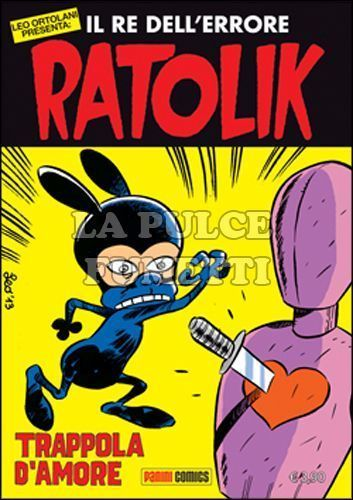 SPECIAL EVENTS #    83 - RATOLIK: TRAPPOLA D'AMORE