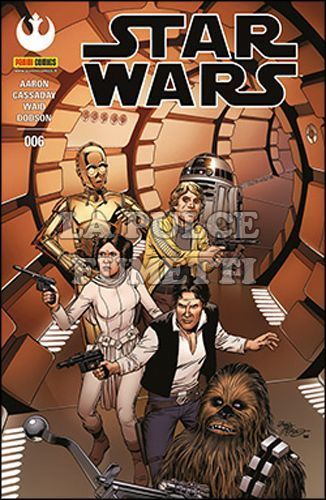 PANINI COMICS BEST SELLER #    13 - STAR WARS 6 - 1A RISTAMPA - NUOVA SERIE
