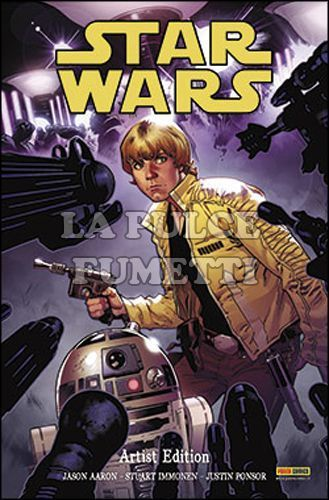 STAR WARS 8 - STUART IMMONEN ARTIST EDITION