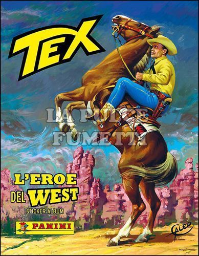 TEX L'EROE DEL WEST ARIZONA SAND EDITION COLLECTOR PACK