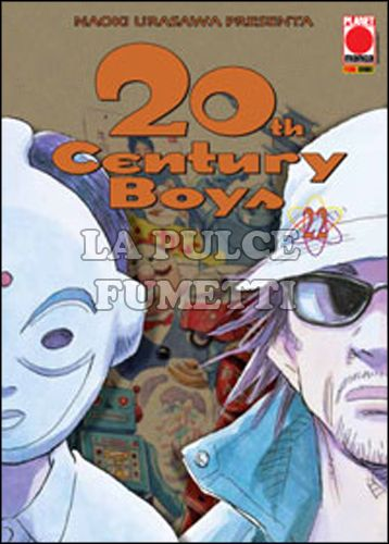 20TH CENTURY BOYS #    22 - 1A RISTAMPA