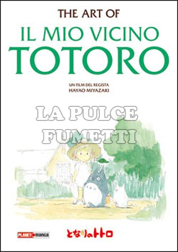 THE ART OF IL MIO VICINO TOTORO - 1A RISTAMPA