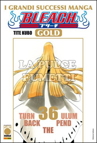 BLEACH GOLD #    36