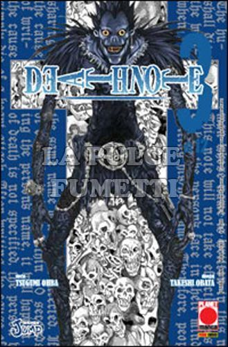 DEATH NOTE #     3 4A RISTAMPA