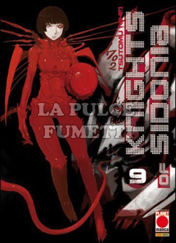 KNIGHTS OF SIDONIA #     9
