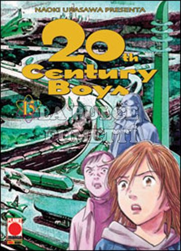 20TH CENTURY BOYS #    15 2A RISTAMPA