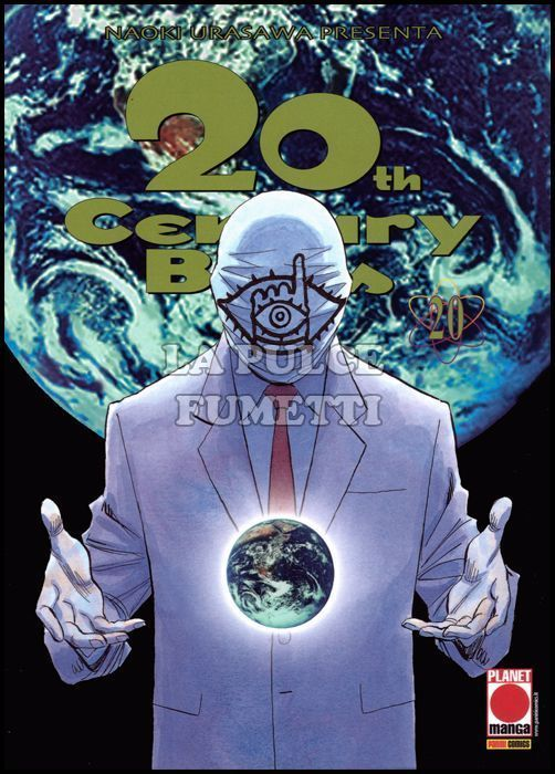 20TH CENTURY BOYS #    20 2A RISTAMPA