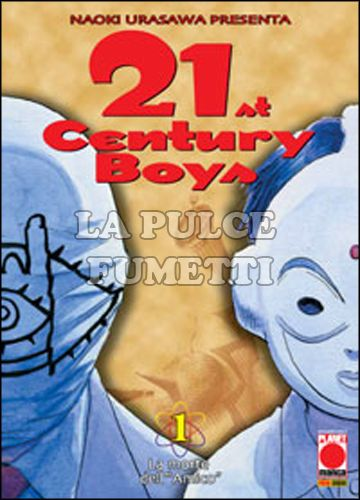 21ST CENTURY BOYS #     1 - 2A RISTAMPA