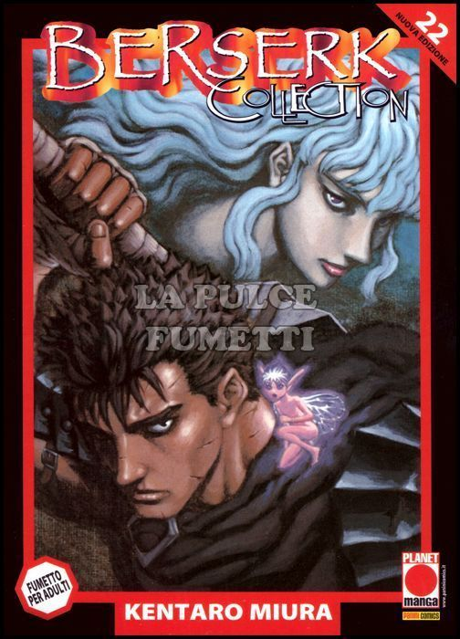 BERSERK COLLECTION #    22 SERIE NERA - 2A RISTAMPA