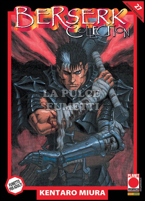 BERSERK COLLECTION #    27 SERIE NERA - 3A RISTAMPA