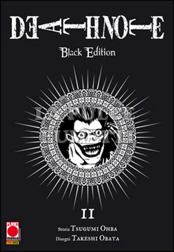 DEATH NOTE BLACK EDITION #     2 - 1A RISTAMPA