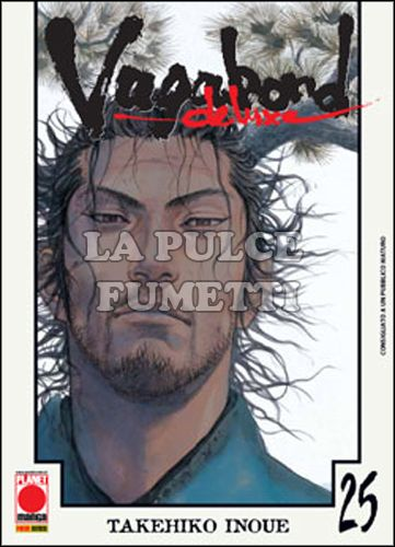 VAGABOND DELUXE #    25 - 1A RISTAMPA