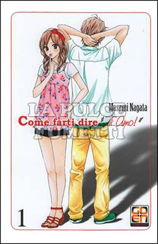 "HANAMI COLLECTION #    27 - COME FARTI DIRE ""TI AMO"" 1"