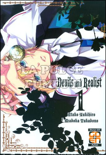 HIRO COLLECTION #    11 - DEVILS AND REALIST 1