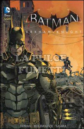 VIDEOGAMES LIMITED - BATMAN: ARKHAM KNIGHT #     1