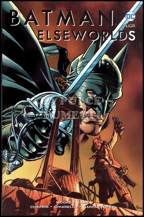 BATMAN LIBRARY - BATMAN: ELSEWORLDS