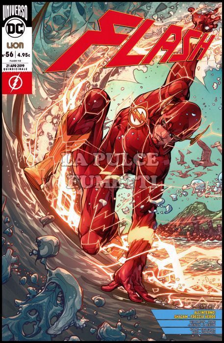 FLASH #   112 - FLASH 56 - VARIANT