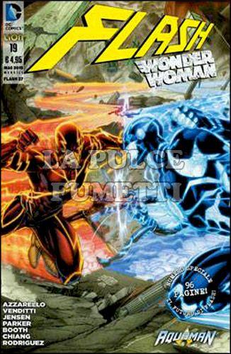 FLASH #    37 - FLASH/WONDER WOMAN  19