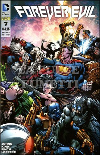 DC BAD WORLD #     8 - FOREVER EVIL 7