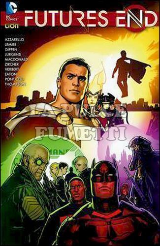 DC WORLD #    27 - FUTURES END 10