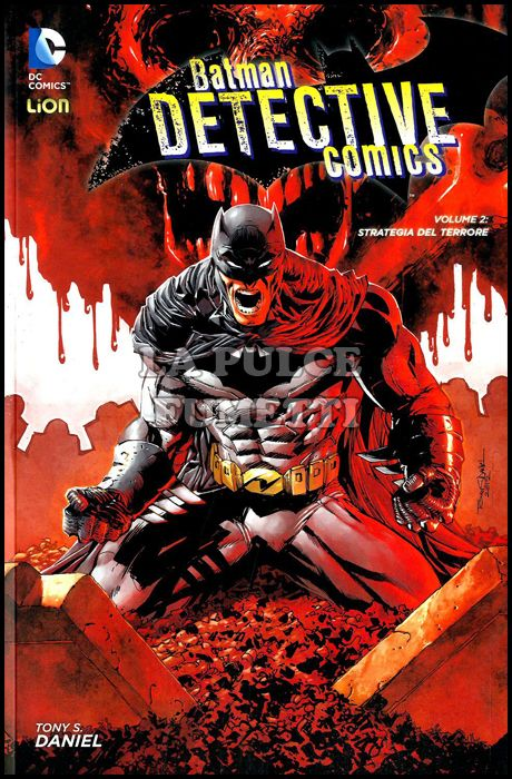 NEW 52 LIBRARY - BATMAN - DETECTIVE COMICS #     2: STRATEGIA DEL TERRORE