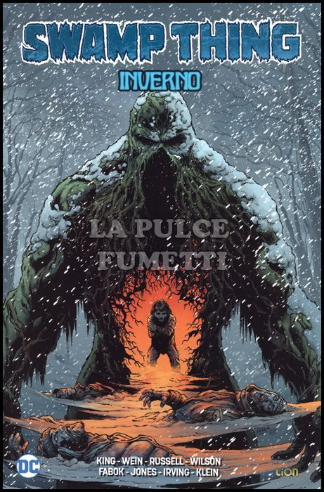 DC UNIVERSE LIBRARY - SWAMP THING: INVERNO