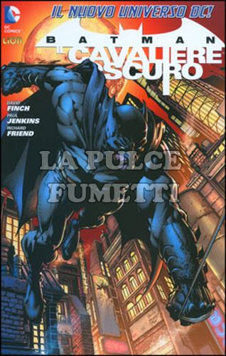 BATMAN WORLD #     2 - BATMAN: IL CAVALIERE OSCURO 1 - 1A RISTAMPA