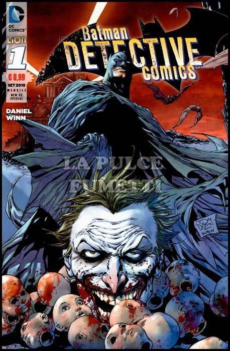NEW 52 SPECIAL - BATMAN - DETECTIVE COMICS #     1