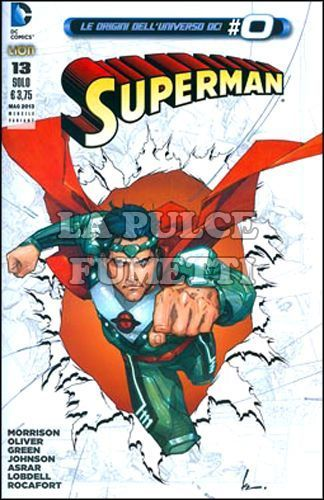 SUPERMAN COFANETTO NEW 52 #     2
