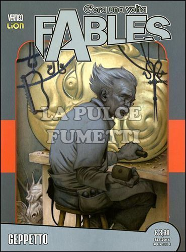 VERTIGO LEGENDS #    13 - C'ERA UNA VOLTA FABLES 13: GEPPETTO