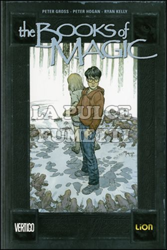 VERTIGO CLASSIC #    38 - THE BOOKS OF MAGIC NUOVA SERIE 2: UN GIORNO, UNA NOTTE E UN SOGNO