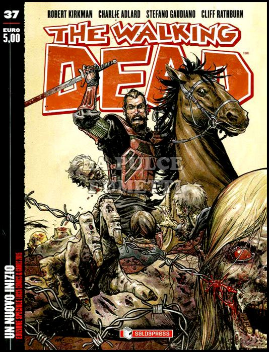 WALKING DEAD EDICOLA VARIANT PACK TWD 37-40-41