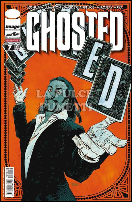 GHOSTED #     7