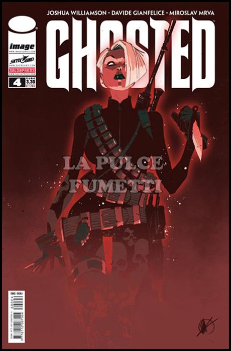 GHOSTED #     4