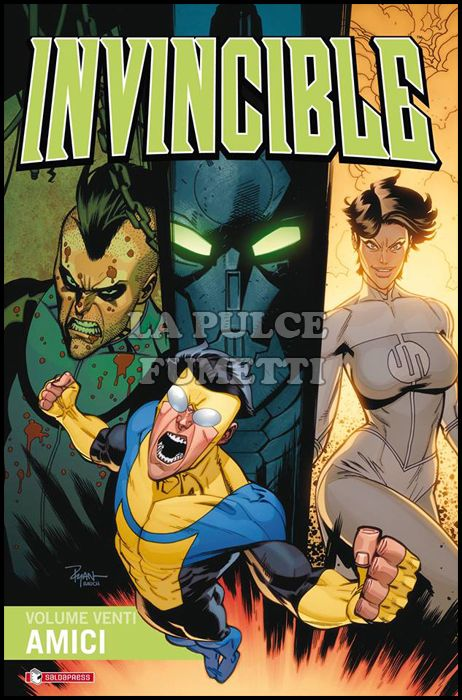 INVINCIBLE - VOLUME #    20: AMICI