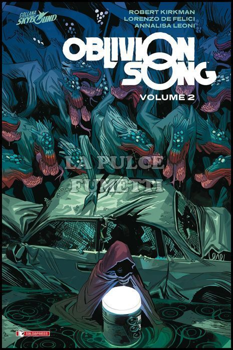OBLIVION SONG CARTONATO #     2