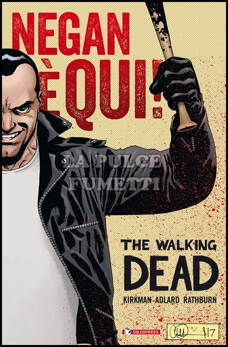 THE WALKING DEAD: NEGAN È QUI!