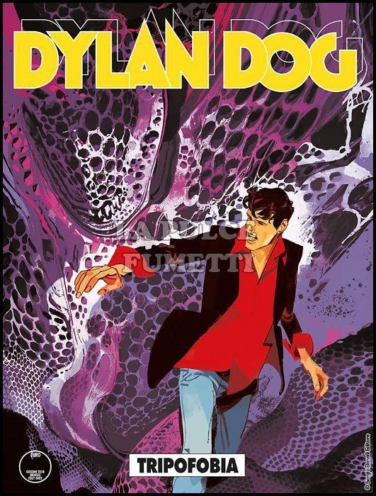 DYLAN DOG ORIGINALE #   381: TRIPOFOBIA
