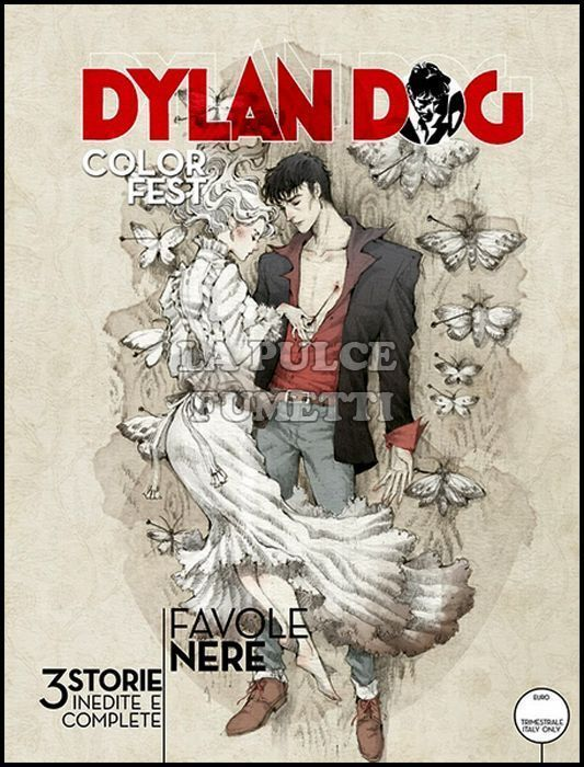 DYLAN DOG COLOR FEST #    19: FAVOLE NERE