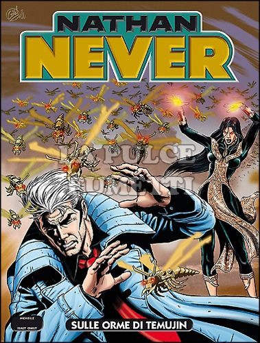 NATHAN NEVER #   276: SULLE ORME DI TEMUJIN