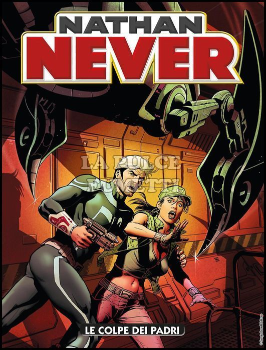 NATHAN NEVER #   330: LE COLPE DEI PADRI